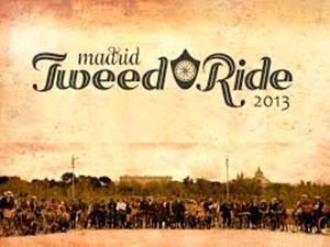 Tweed Ride, bici clásica, bicicletas Fixie