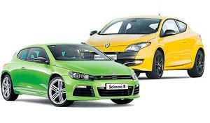 renault, volkswagen, coches segunda mano