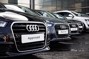 coches ocasión, Audi Selection Plus Galicia
